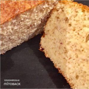 nussfreies glutenfreies kastenbrot