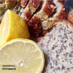 saftiger zitronen chia kuchen