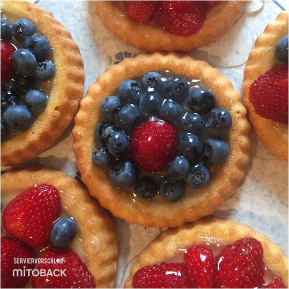 biskuit Tortenboden