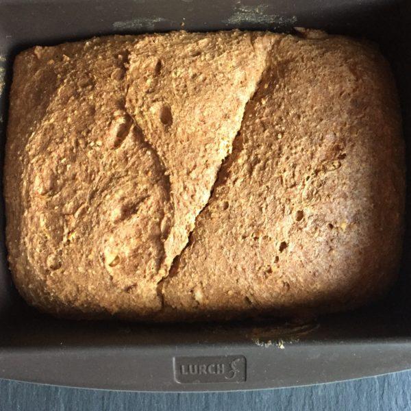Helles Kastenbrot Brotform