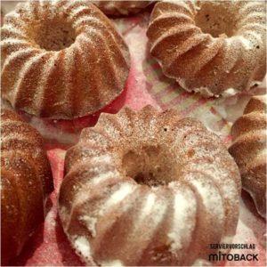 Lebkuchen-Küchlein
